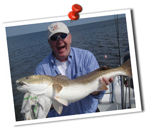 Inshore fishing in Delacroix Louisiana with Captain Chris Pike Jr.