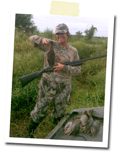 Special 3 Week Teal Hunting Trips