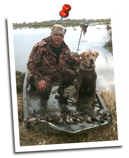 Special 3 week Teal Hunting season in Louisiana
